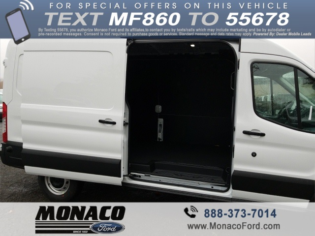 2019 Transit 250 Medium Roof 4x2,  Empty Cargo Van #192565 - photo 11