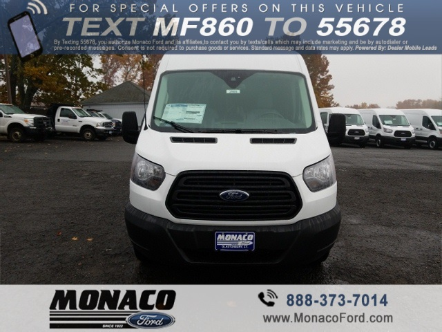2019 Transit 250 Medium Roof 4x2,  Empty Cargo Van #192565 - photo 4