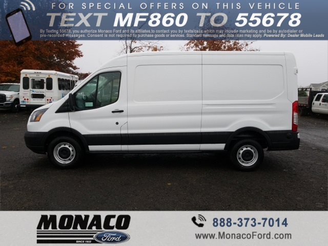 2019 Transit 250 Medium Roof 4x2,  Empty Cargo Van #192565 - photo 5