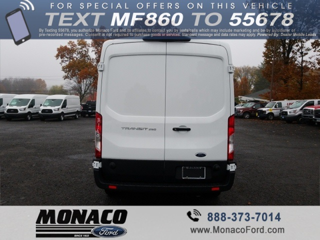 2019 Transit 250 Medium Roof 4x2,  Empty Cargo Van #192565 - photo 7
