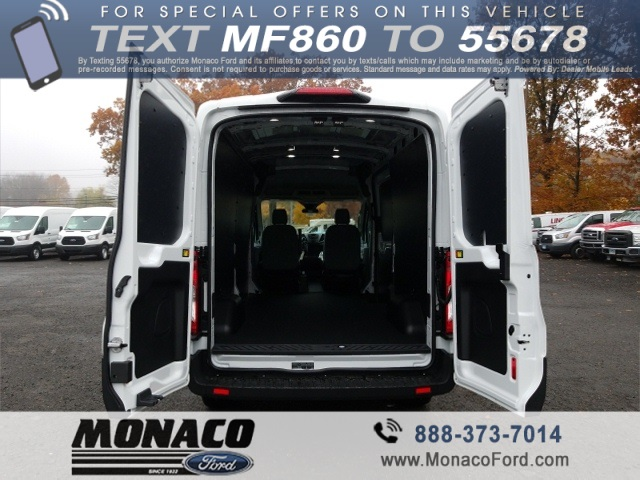 2019 Transit 250 Medium Roof 4x2,  Empty Cargo Van #192565 - photo 8