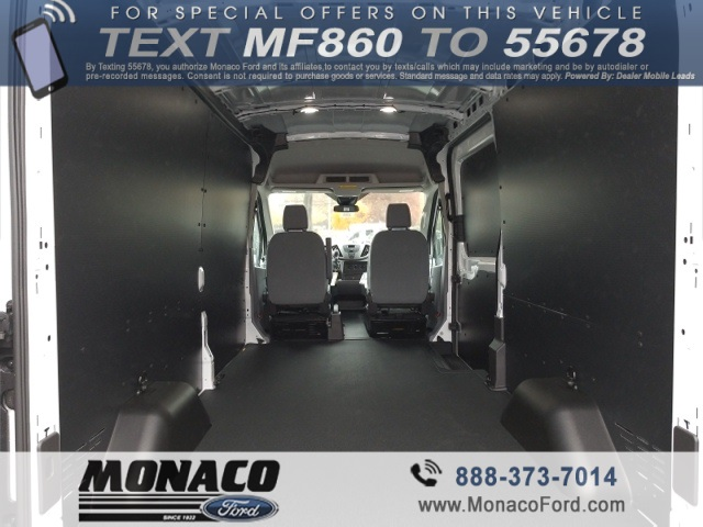 2019 Transit 250 Medium Roof 4x2,  Empty Cargo Van #192565 - photo 2
