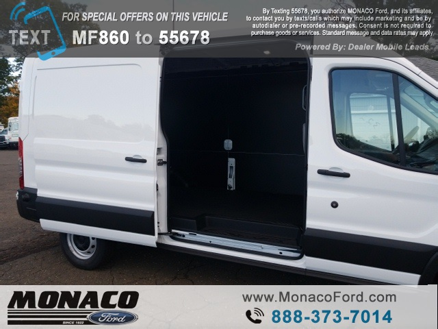 2019 Transit 250 Medium Roof 4x2,  Empty Cargo Van #192668 - photo 11