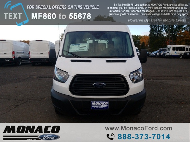 2019 Transit 250 Medium Roof 4x2,  Empty Cargo Van #192668 - photo 4