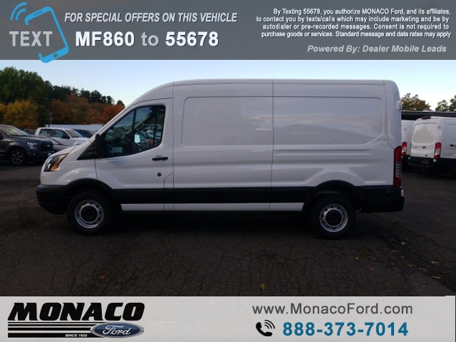 2019 Transit 250 Medium Roof 4x2,  Empty Cargo Van #192668 - photo 5