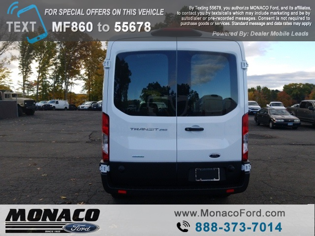 2019 Transit 250 Medium Roof 4x2,  Empty Cargo Van #192668 - photo 7