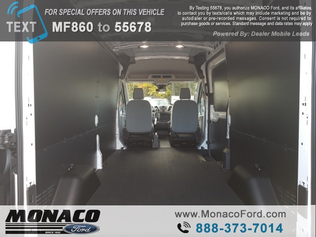 2019 Transit 250 Medium Roof 4x2,  Empty Cargo Van #192668 - photo 2
