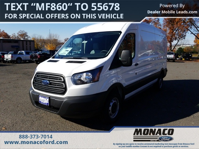 2019 Transit 250 Med Roof 4x2,  Empty Cargo Van #192674 - photo 1