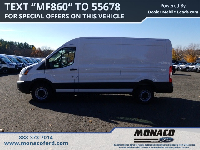 2019 Transit 250 Med Roof 4x2,  Empty Cargo Van #192674 - photo 5