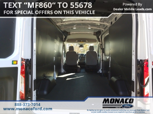 2019 Transit 250 Med Roof 4x2,  Empty Cargo Van #192674 - photo 2