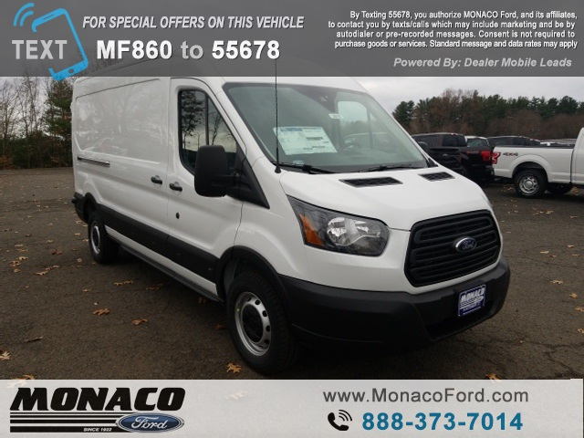 2019 Transit 250 Med Roof 4x2,  Empty Cargo Van #192676 - photo 3