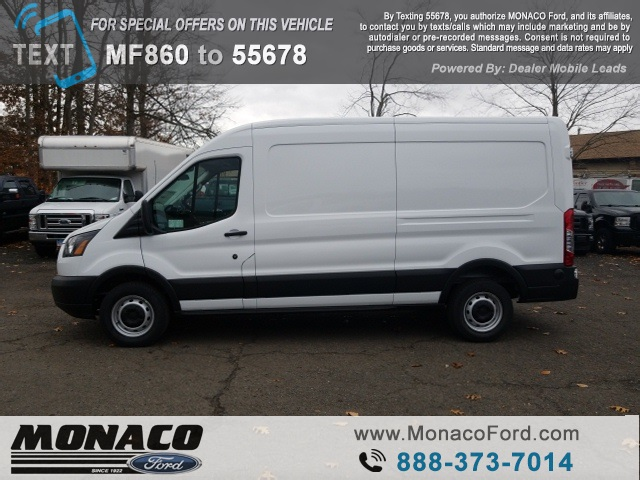 2019 Transit 250 Med Roof 4x2,  Empty Cargo Van #192676 - photo 5
