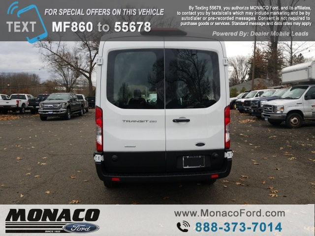 2019 Transit 250 Med Roof 4x2,  Empty Cargo Van #192676 - photo 7