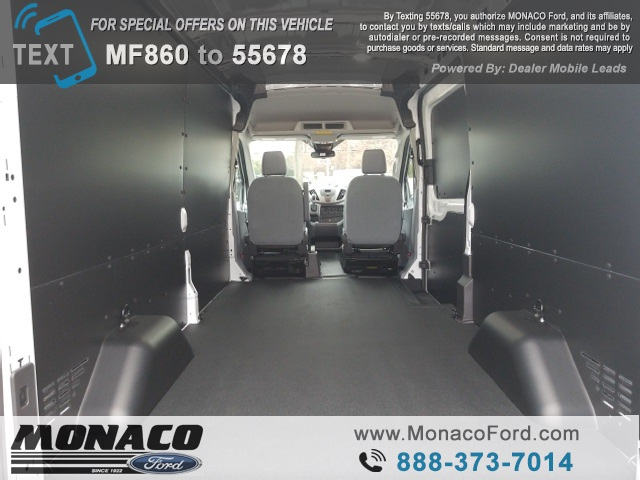 2019 Transit 250 Med Roof 4x2,  Empty Cargo Van #192676 - photo 2