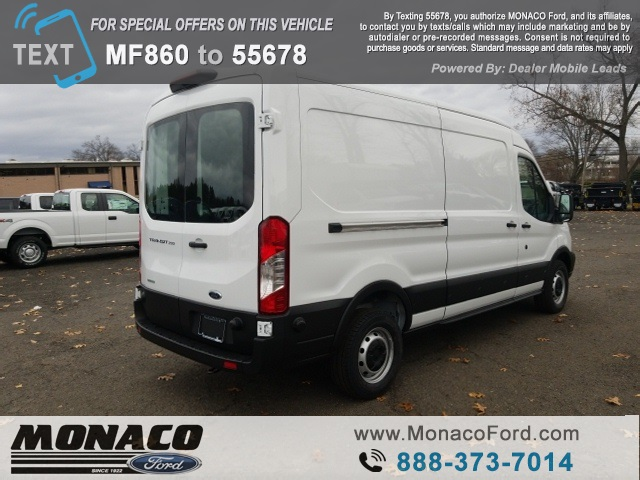 2019 Transit 250 Med Roof 4x2,  Empty Cargo Van #192676 - photo 9
