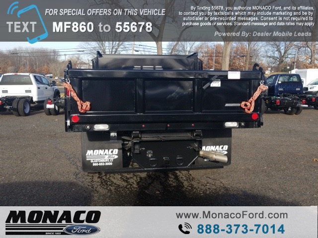 2019 F-450 Regular Cab DRW 4x4,  Reading Dump Body #192685 - photo 6