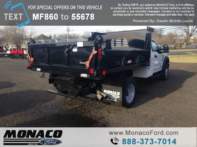 2019 F-450 Regular Cab DRW 4x4,  Reading Dump Body #192685 - photo 7