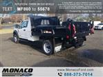 2019 F-450 Regular Cab DRW 4x4,  Reading Dump Body #192685 - photo 1