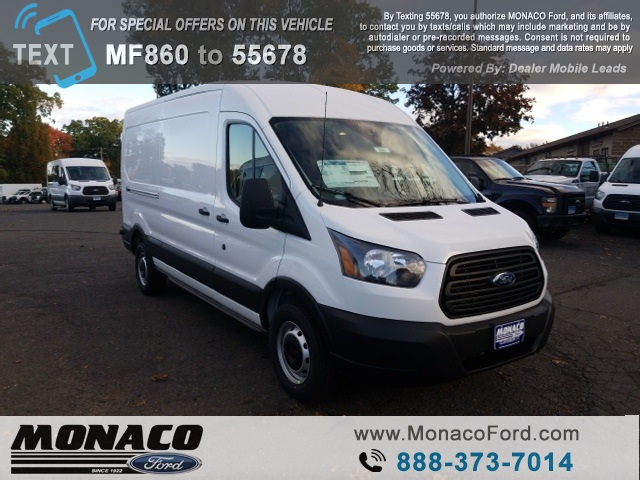 2019 Transit 250 Medium Roof 4x2,  Empty Cargo Van #192687 - photo 3
