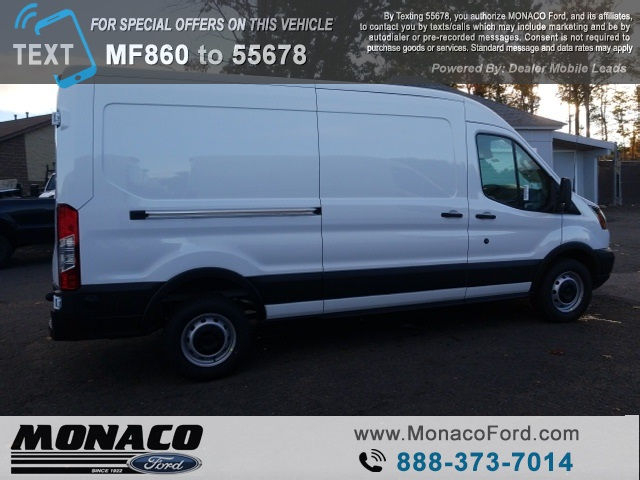 2019 Transit 250 Medium Roof 4x2,  Empty Cargo Van #192687 - photo 10