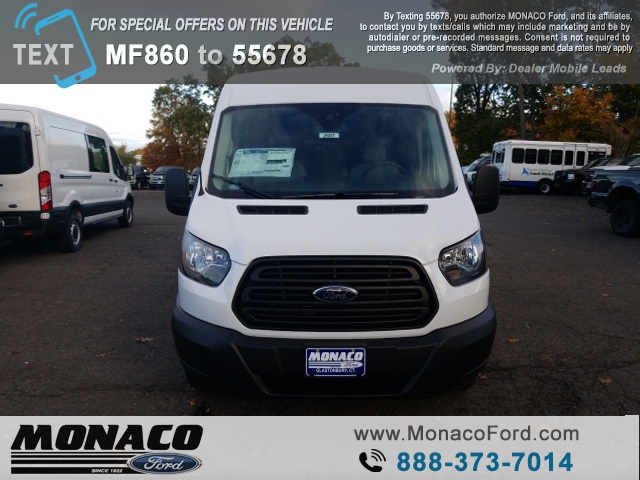 2019 Transit 250 Medium Roof 4x2,  Empty Cargo Van #192687 - photo 4