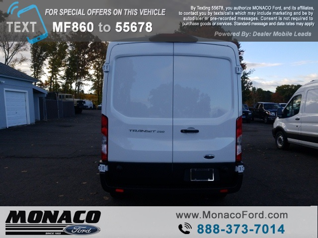 2019 Transit 250 Medium Roof 4x2,  Empty Cargo Van #192687 - photo 7