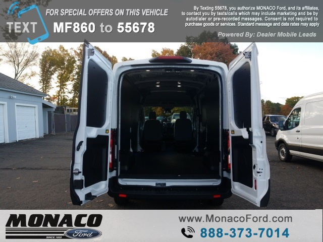 2019 Transit 250 Medium Roof 4x2,  Empty Cargo Van #192687 - photo 8