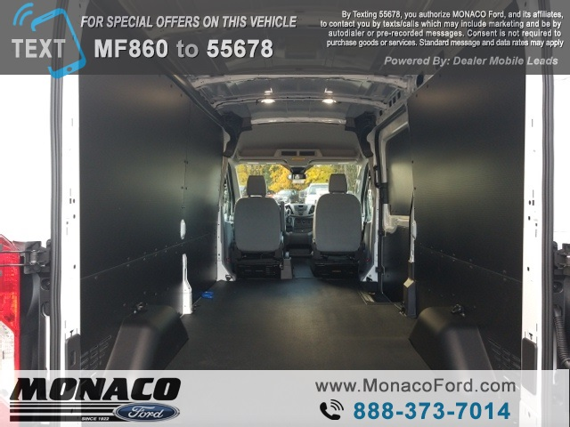 2019 Transit 250 Medium Roof 4x2,  Empty Cargo Van #192687 - photo 2