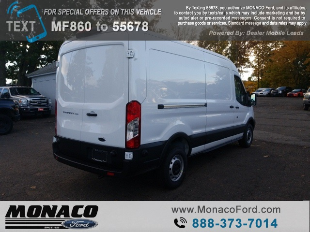 2019 Transit 250 Medium Roof 4x2,  Empty Cargo Van #192687 - photo 9