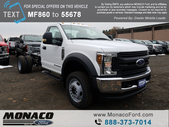 2019 F-550 Regular Cab DRW 4x4,  Cab Chassis #192740 - photo 3