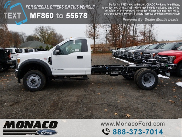 2019 F-550 Regular Cab DRW 4x4,  Cab Chassis #192740 - photo 5