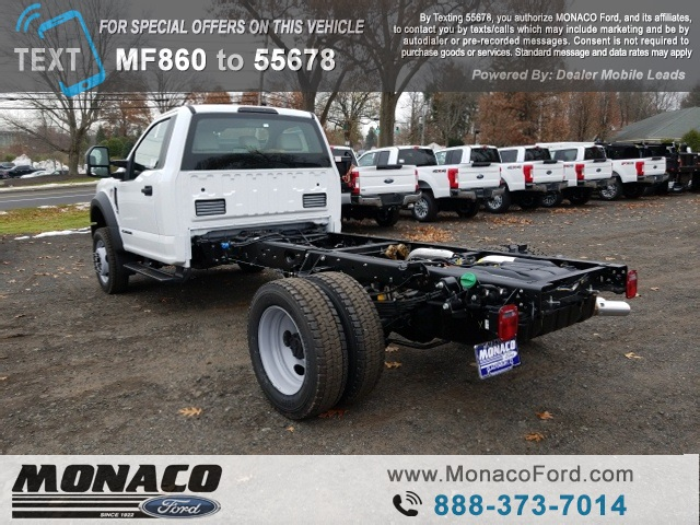 2019 F-550 Regular Cab DRW 4x4,  Cab Chassis #192740 - photo 2