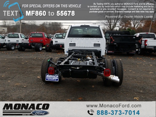2019 F-550 Regular Cab DRW 4x4,  Cab Chassis #192740 - photo 6
