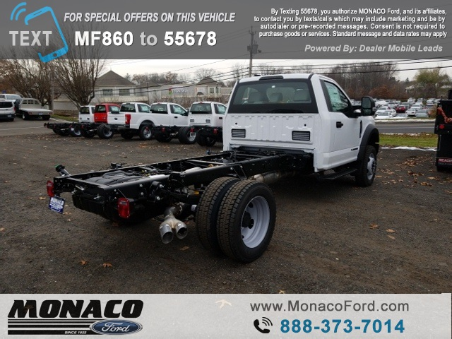 2019 F-550 Regular Cab DRW 4x4,  Cab Chassis #192740 - photo 7