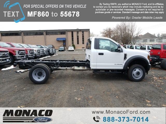 2019 F-550 Regular Cab DRW 4x4,  Cab Chassis #192740 - photo 8