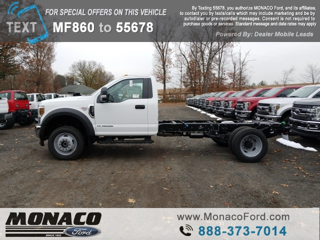 2019 F-550 Regular Cab DRW 4x4,  Cab Chassis #192741 - photo 5