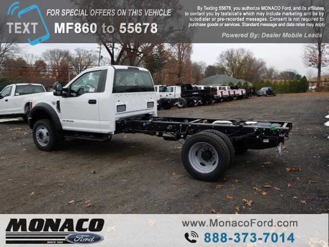 2019 F-550 Regular Cab DRW 4x4,  Cab Chassis #192741 - photo 2
