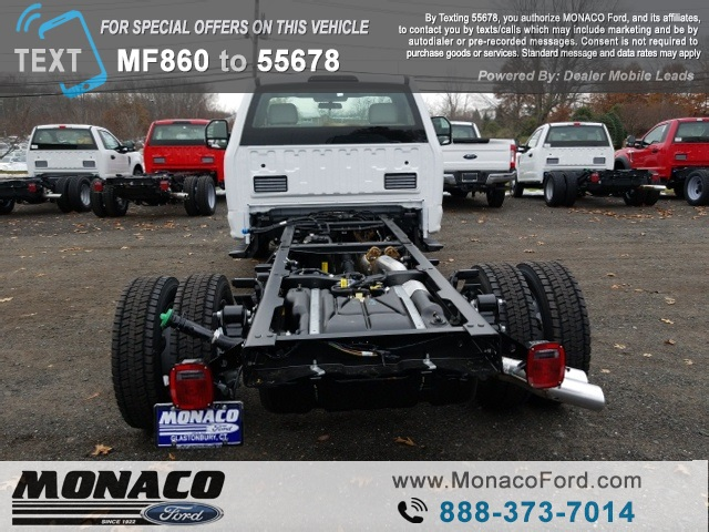 2019 F-550 Regular Cab DRW 4x4,  Cab Chassis #192741 - photo 6