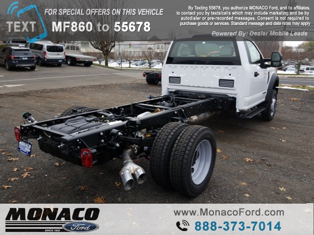 2019 F-550 Regular Cab DRW 4x4,  Cab Chassis #192741 - photo 7