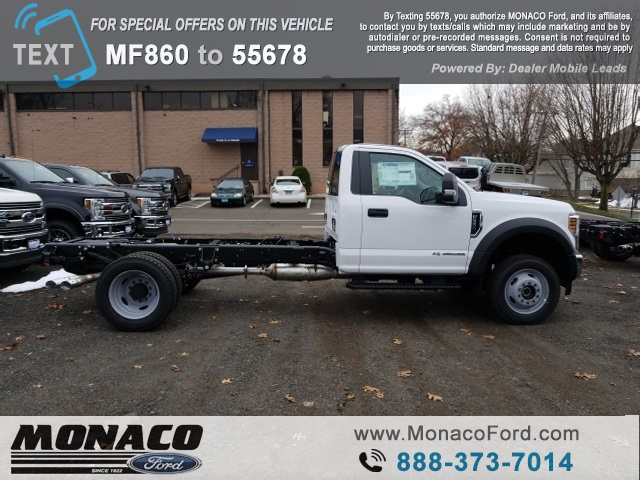 2019 F-550 Regular Cab DRW 4x4,  Cab Chassis #192741 - photo 8