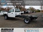 2019 F-550 Regular Cab DRW 4x4,  Cab Chassis #192741 - photo 1