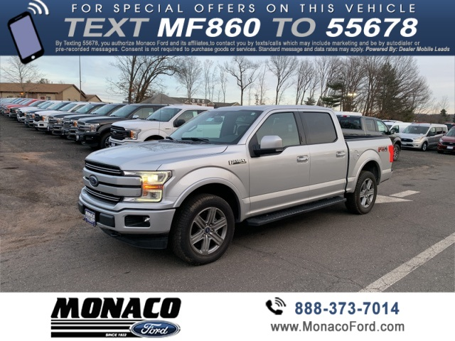 2019 F-150 SuperCrew Cab 4x4,  Pickup #192839 - photo 1