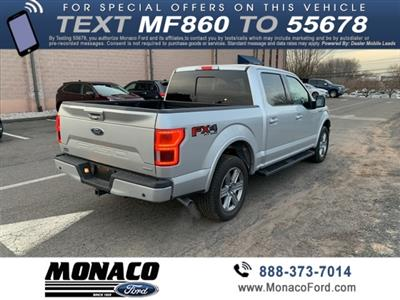2019 F-150 SuperCrew Cab 4x4,  Pickup #192839 - photo 7