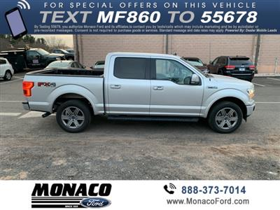 2019 F-150 SuperCrew Cab 4x4,  Pickup #192839 - photo 8
