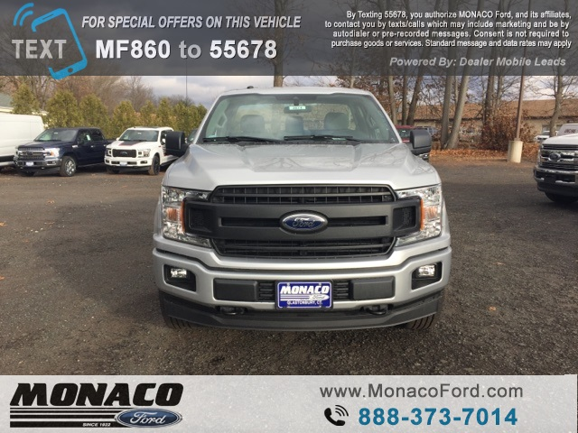 2019 F-150 Regular Cab 4x4,  Pickup #192874 - photo 4