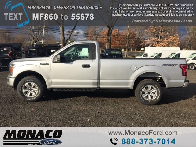 2019 F-150 Regular Cab 4x4,  Pickup #192874 - photo 5