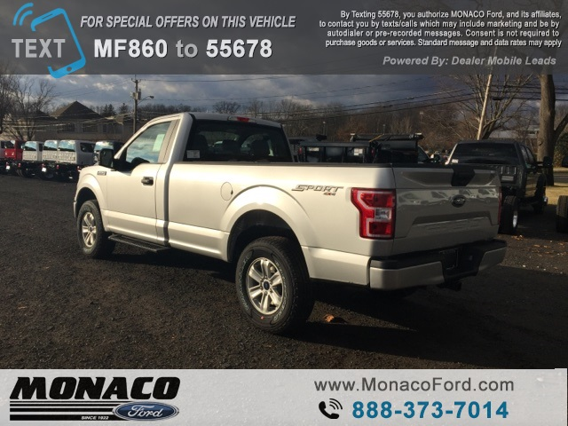 2019 F-150 Regular Cab 4x4,  Pickup #192874 - photo 2