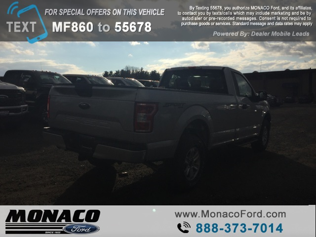 2019 F-150 Regular Cab 4x4,  Pickup #192874 - photo 7