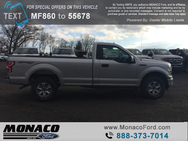 2019 F-150 Regular Cab 4x4,  Pickup #192874 - photo 8