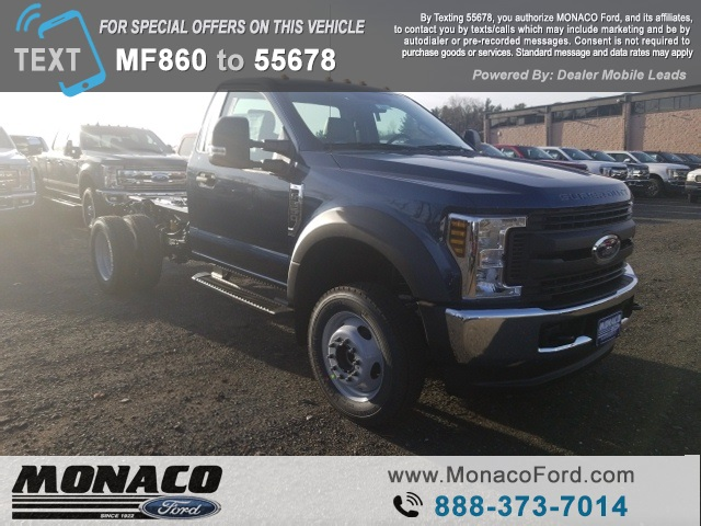 2019 F-550 Regular Cab DRW 4x4,  Cab Chassis #192905 - photo 3